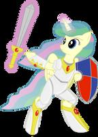 Knight of Equestria by Capt-Nemo