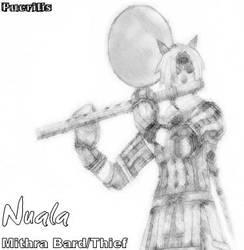Nuala - Final Fantasy XI 11 by Puerilis