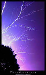 Thunderstruck by FramedByNature