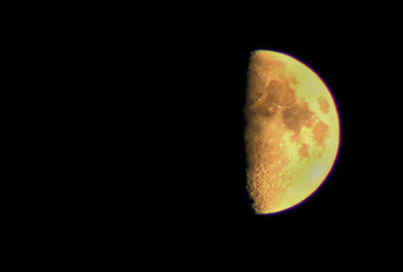 Beyond the Moon by FramedByNature
