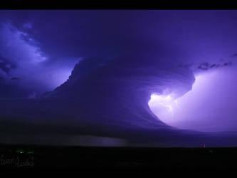The Sky Tsunami by FramedByNature