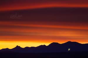 Rushmore Sky by FramedByNature