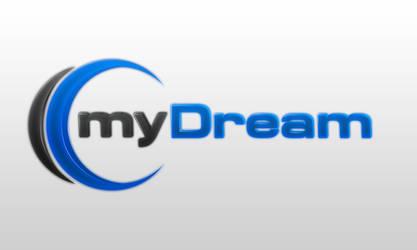 myDream Logo by JohnGagiatsos