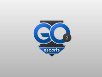 go2esports logo by JohnGagiatsos