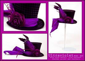 Ultraviolet - Mini Wellington by Elemental-Sight