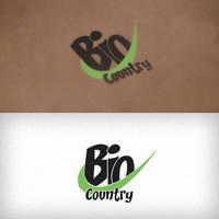 Bio country logo by designbold