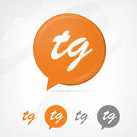 tg symbol by designbold