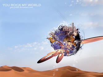 You Rock My World by Gabryellalf