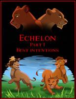 Echelon - Cover contest by Irete