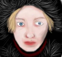 Random Portrait Painting by mistformsquirrel