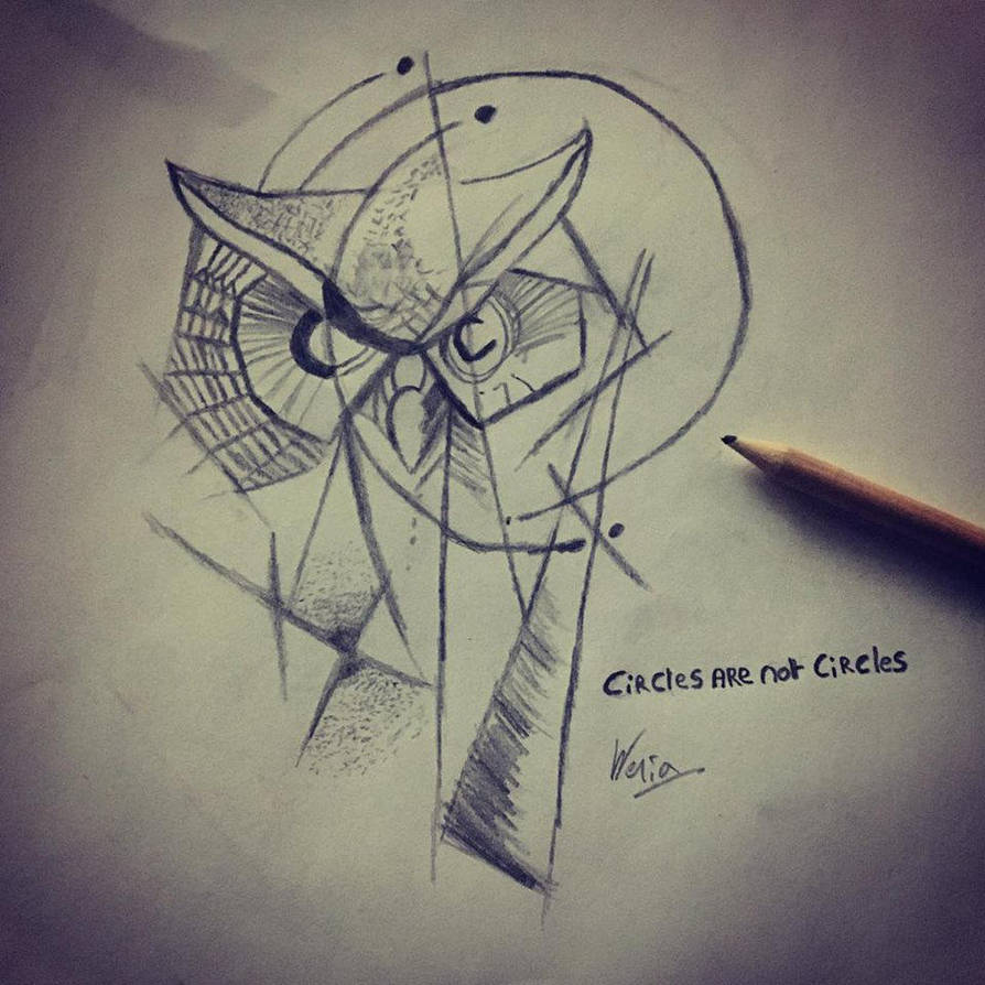 Circles are not circles by WeriaTenshi