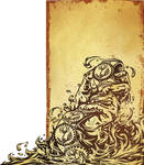Persephone Myth V - Streams Call by LauraBevon