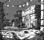 The Ancient Tavern by LauraBevon