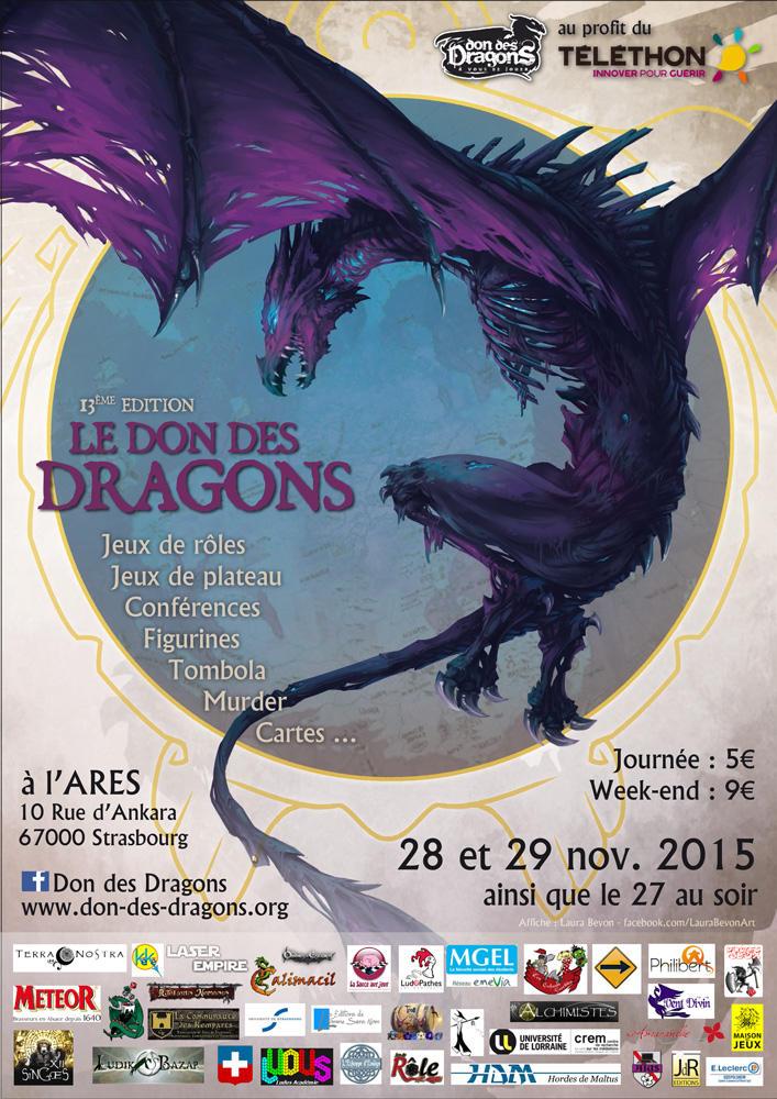DDD dragontypo by laurabevon by LauraBevon