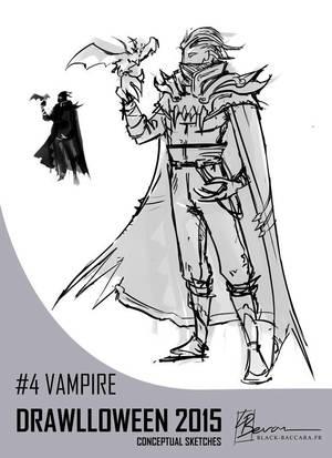 DH4 vampire by laurabevon by LauraBevon
