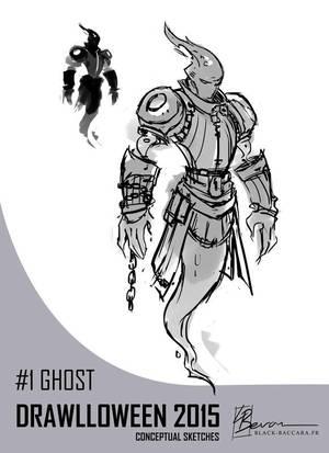 DH1 ghost by laurabevon by LauraBevon