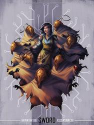 Ascension 30 - Snow White by LauraBevon