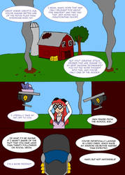 No One is Safe pg1 by DoctorVorlon