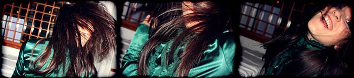 self portrait by kiwi-bambu