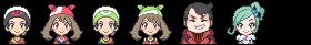 Pokemon Custom PSS Icons by hyo-oppa