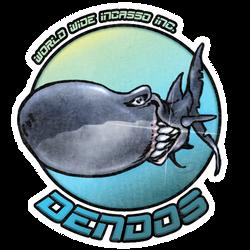 dendos (sticker) by KitLightning