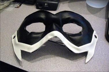 Wild Tiger Mask by madboxkid