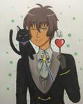 Aijima Cecil Birthday by luluchan02