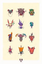 Zodiac by pijus