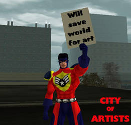 CoA ID by CityOfArtists
