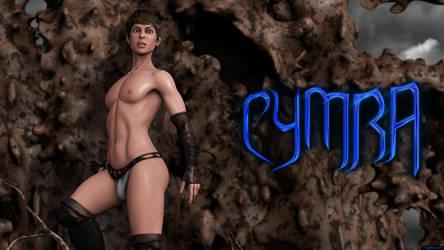 Cymra Title Pose by cymra