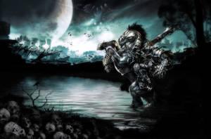 DarkSide BlueStorm by bstorm