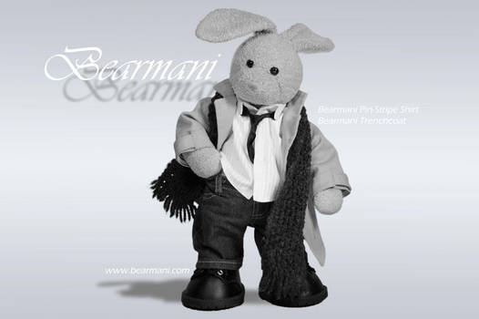 Bearmani Ad 1 by zackaryrabbit