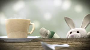 I Want Coffee!! by zackaryrabbit