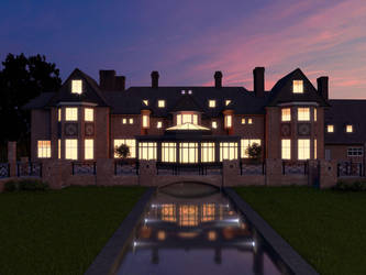 Mansion by zackaryrabbit