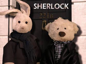 Sherlock by zackaryrabbit