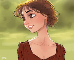 Disney's Pride and Prejudice by DaveJorel