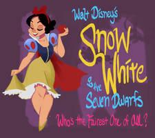 Snow White by DaveJorel