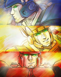 Team Tiger by a-iccara