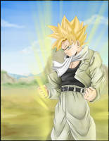 Goku DBsuper by POLYKRPIO