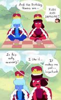 So many birthdays - Steven Universe by Koizumi-Marichan