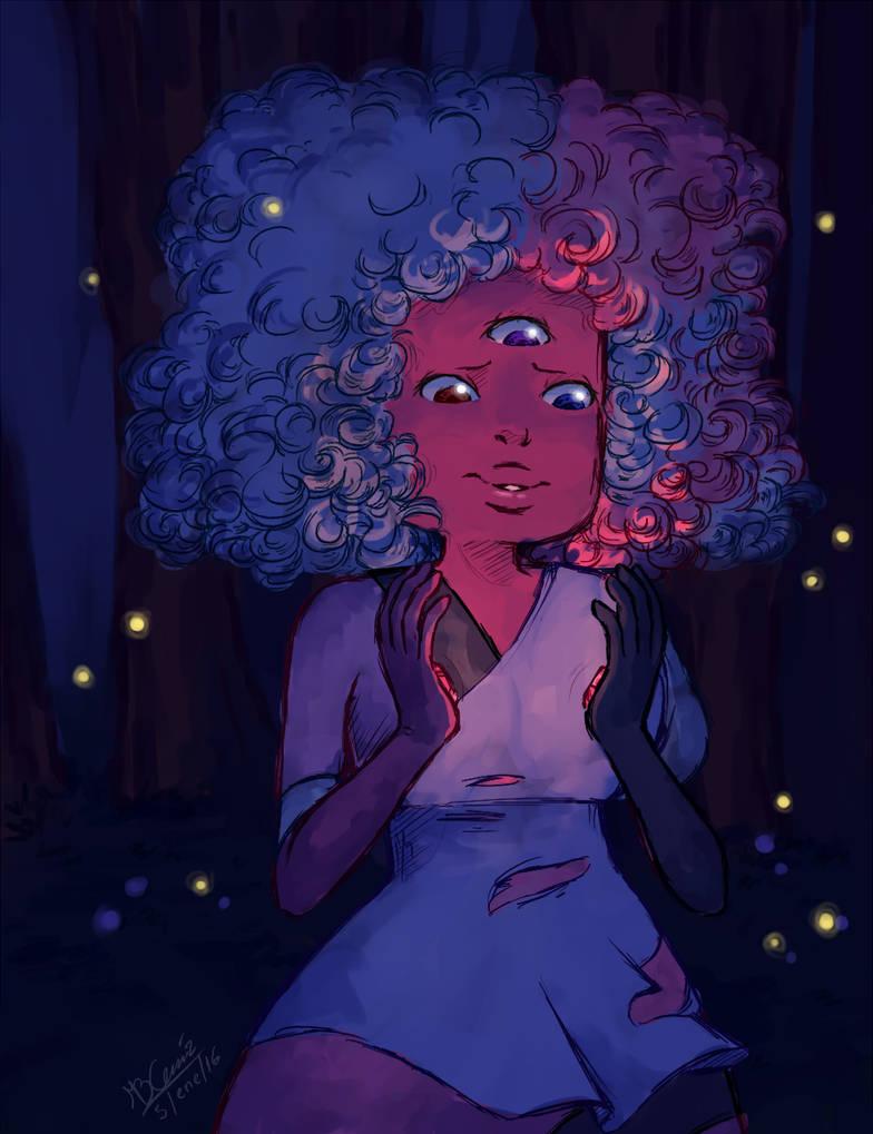 The Answer fue adorable~ Steven Universe (c) Rebecca Sugar