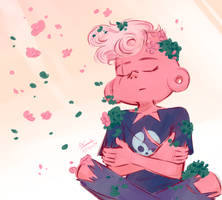 ''The moss was just trying to bloom'' - SU by Koizumi-Marichan