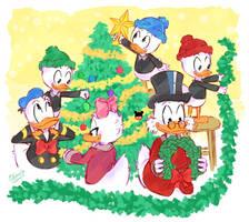 Merry Christmas!! by Koizumi-Marichan