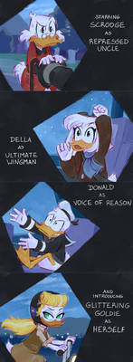 Last One out of Duckburg - Ducktales 2017 by Koizumi-Marichan