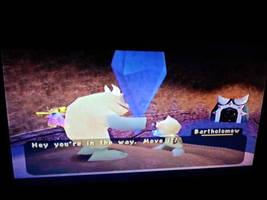 Spyro 3: Year of the Dragon Easter Egg Screenshot by xFlowerstarx