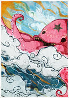 Octopi Can Fly by sushi-boy