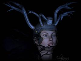 Vision of Artemis by KayoteWolfrose