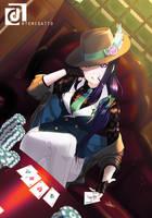 Gambler by D-Artemisatto