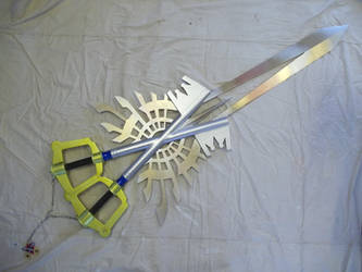 X-blade by finaformsora