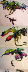 Dragon n.10 by BraveBabysitter